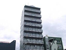 大阪府大阪市港区磯路2丁目の賃貸マンションの外観