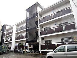 大阪府岸和田市藤井町2丁目の賃貸マンションの外観