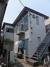 第2カーサ工藤[2階]の外観