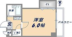 Collection小阪 (旧:プレミールシェソワ)[307号室]の間取り