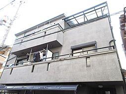大阪府寝屋川市宝町の賃貸マンションの外観