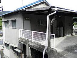 広島県呉市阿賀中央1丁目の賃貸アパートの外観