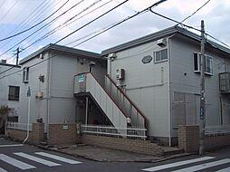 ロイヤルハイツ斉藤[105号室]の外観