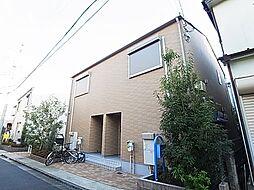 オーナーズガーデン青井 D棟[2階]の外観