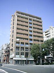 京都府京都市中京区西横町の賃貸マンションの外観