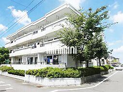 横川パークヒルズ[3階]の外観