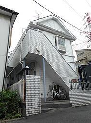 神奈川県綾瀬市大上4丁目の賃貸アパートの外観