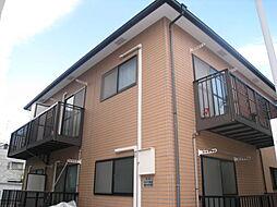 芦屋川ハイツ[101号室]の外観