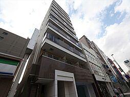 愛知県名古屋市中区新栄2丁目の賃貸マンションの外観