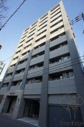 大阪府大阪市北区野崎町の賃貸マンションの外観