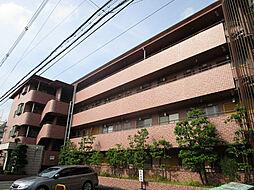 シャンテー香里ヶ丘III[2階]の外観