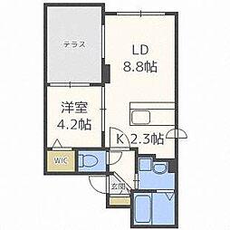 GRAND−LINE[1階]の間取り