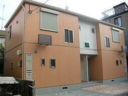 埼玉県春日部市緑町6丁目の賃貸アパートの外観