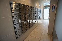 パークアクシス博多美野島のメールBOX(^^
