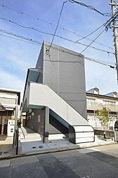 Rich hill SUWA[2階]の外観