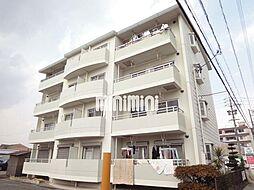 愛知県岡崎市大樹寺3丁目の賃貸マンションの外観