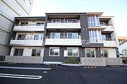 エストガーデン青江[1階]の外観