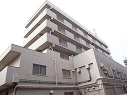 中台ビル[502号室]の外観