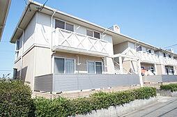 福岡県福岡市博多区東平尾1丁目の賃貸アパートの外観