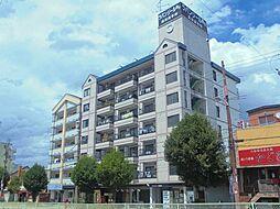 ラパンジール駒川[6階]の外観