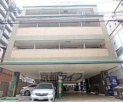 京都府京都市下京区船鉾町の賃貸マンションの外観