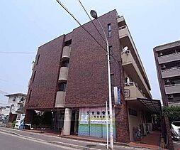 京都府京都市南区久世中久世町2丁目の賃貸マンションの外観