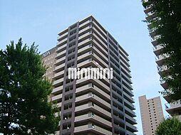 宮城県仙台市若林区五橋3丁目の賃貸マンションの外観