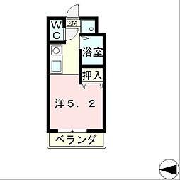 Maison de bien[3階]の間取り
