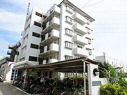 キャニオンヴィラ高桑[4階]の外観
