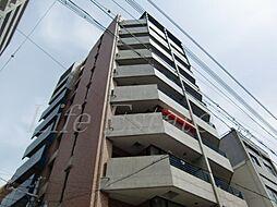 大阪府大阪市天王寺区上本町5丁目の賃貸マンションの外観