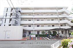 第3玉川コーポラス[1階]の外観