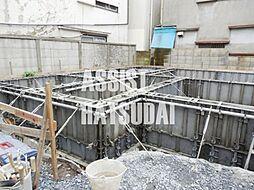 京王線 幡ヶ谷駅 徒歩8分の賃貸アパート