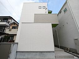 イースト クレッセント[2階]の外観