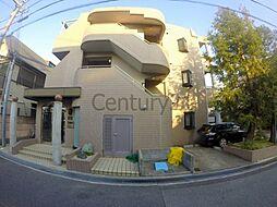 兵庫県西宮市段上町5丁目の賃貸マンションの外観