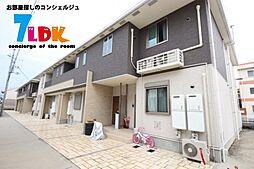 ランドマーク桜井2[2階]の外観