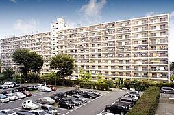 公社八王子狭間住宅[2階]の外観