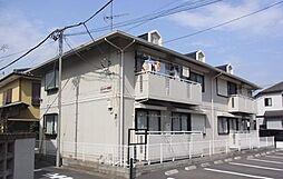 東京都武蔵野市境2丁目の賃貸アパートの外観