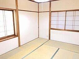 ゆとりある和室