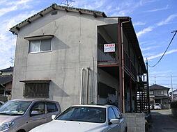 和加乃荘[3号号室]の外観