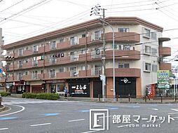 愛知県豊田市大林町15丁目の賃貸マンションの外観