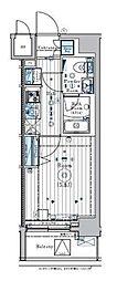 リライア横濱関内[8階]の間取り