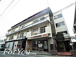 兵庫県神戸市灘区高羽町5丁目の賃貸マンションの外観
