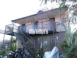 三祥庵[2階]の外観