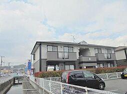 広島県福山市南蔵王町6丁目の賃貸アパートの外観