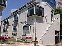 千葉県浦安市北栄1丁目の賃貸アパートの外観