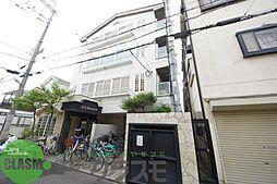 大阪府東大阪市瓜生堂2丁目の賃貸マンションの外観