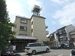 グランハイツ西ノ京[308号室]の外観