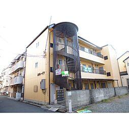 大阪府寝屋川市石津南町の賃貸マンションの外観