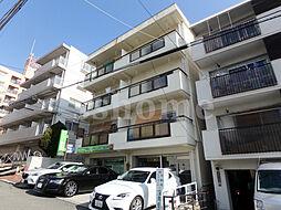 兵庫県神戸市灘区岸地通3の賃貸マンションの外観
