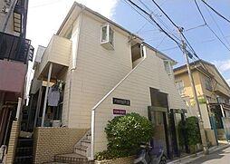 東京都板橋区中台1の賃貸アパートの外観